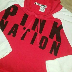 Pink Nation Crop